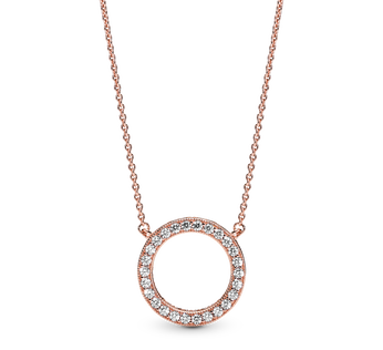 Circle of Sparkle Halsband
