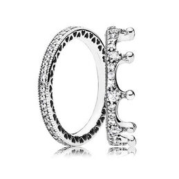 Sterling Silver Enchanting Ringstack - PANDORA - #NE_RingStacking1