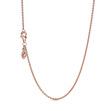 Classic Cable Chain Halsband