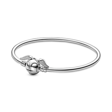 Pandora Moments Harry Potter, Golden Snitch Clasp Armring