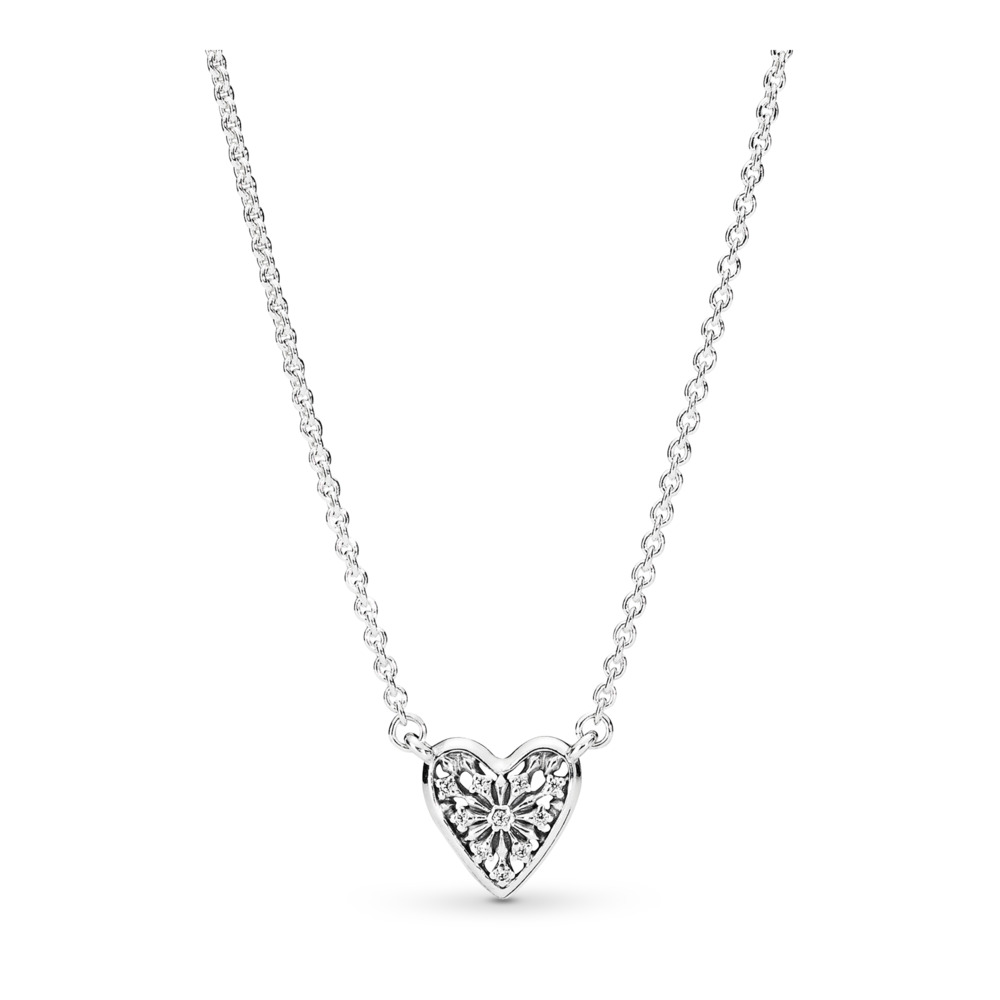Heart of Winter Collier Necklace